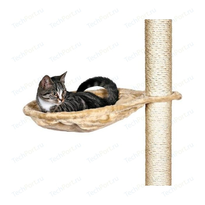 Лежанка TRIXIE с креплением на столбик для кошек 40см (43541)