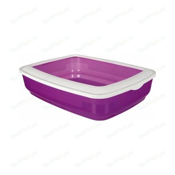 Туалет TRIXIE Cisco с бортиком для кошек 38*11*50см (40394)
