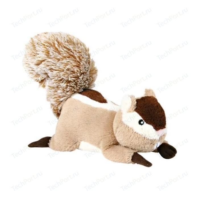 Игрушка TRIXIE Белка 24см с пищалкой для собак (35988)