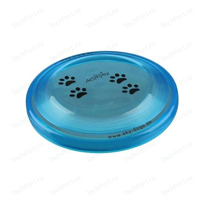 Игрушка TRIXIE Диск для игры фризби ф19см собак (33561)