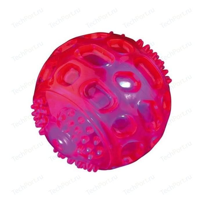 Игрушка TRIXIE Мяч светящийся ф5,5 для собак (33642)