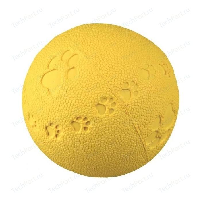 Игрушка TRIXIE Мяч игровой ф9см с пищалкой для собак (34863)