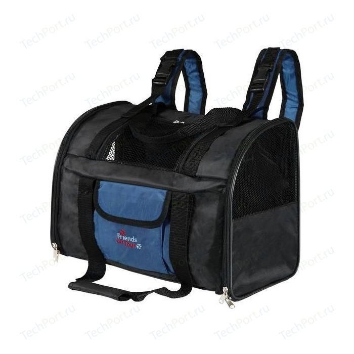 Сумка-рюкзак TRIXIE для кошек и собак до 8кг 42*29*21см (2882)
