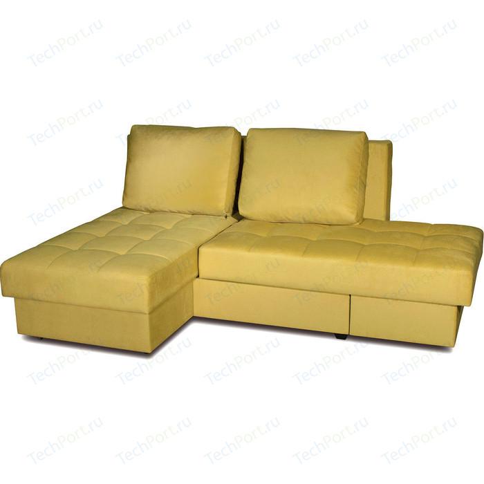 Диван-кровать DИВАН Оливер bergen mustard