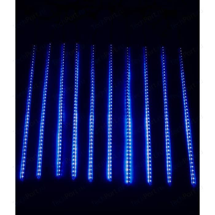 Light Комплект Тающие сосульки 24V, 10х0.8 м, 840 Led., синий