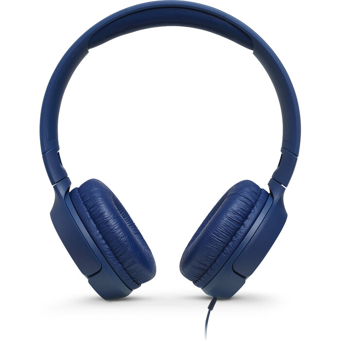 Наушники JBL T500 blue
