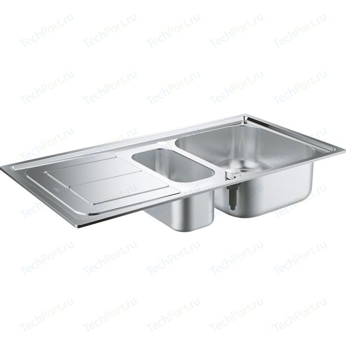 Кухонная мойка Grohe K300 Sink 60-S (31564SD0)