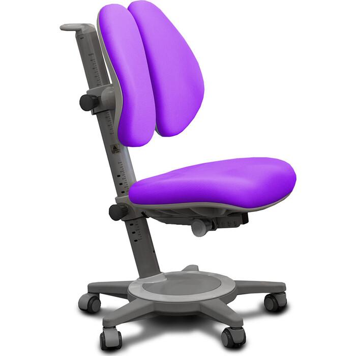 Кресло Mealux Cambridge duo (Y-415) KS обивка фиолетовая однотонная кресло алвест av 108 pl 727 mk ткань 415 серая с черной ниткой