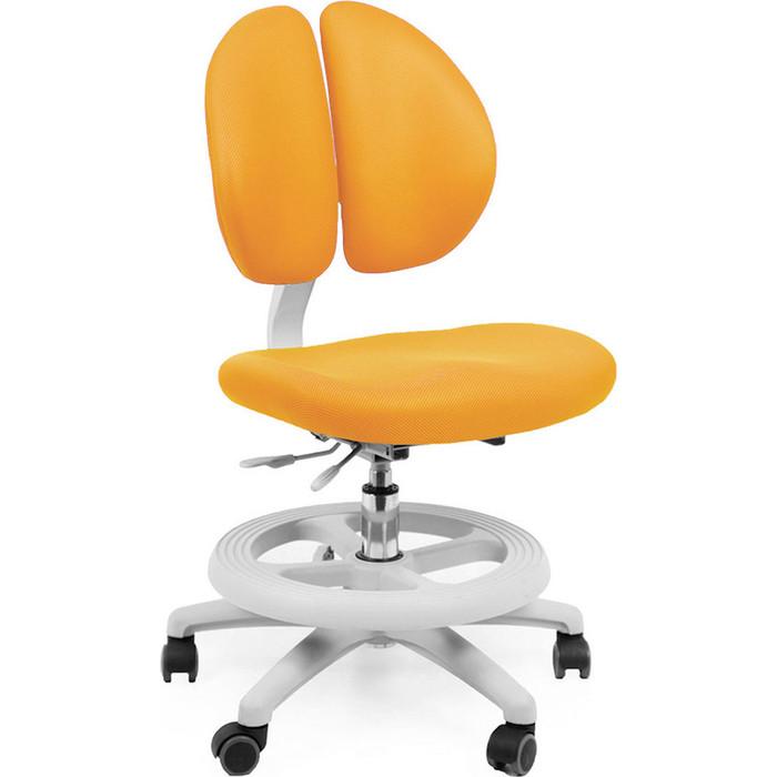Кресло Mealux Duo-Kid Standart Y-616 KY обивка желтая однотонная длинный газ.лифт