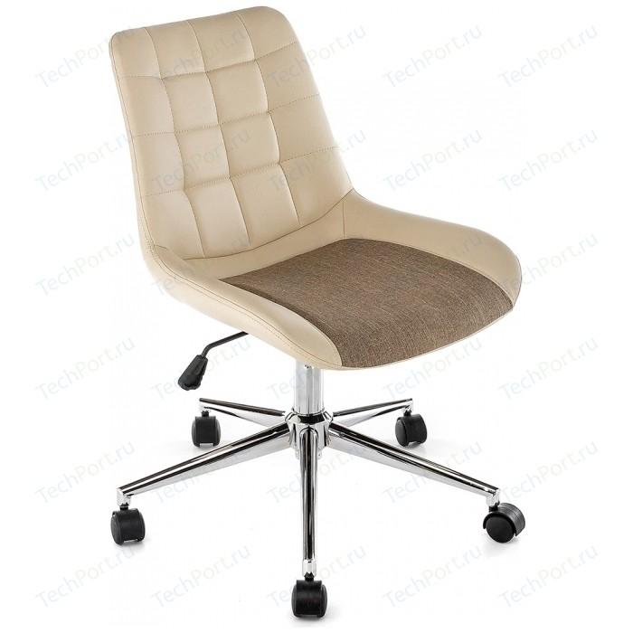 Компьютерный стул Woodville Marco beige fabric