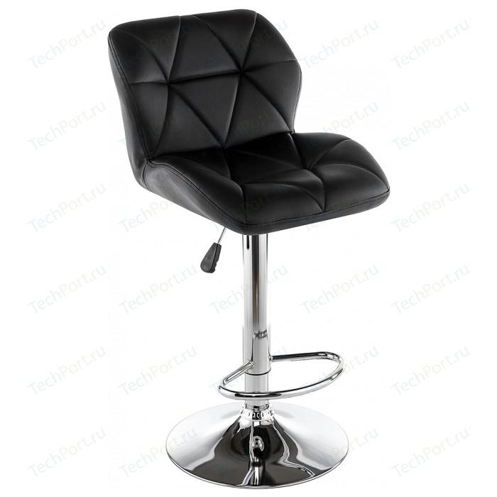 Барный стул Woodville Trio черный