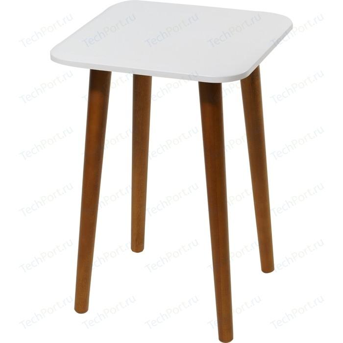 Табурет Калифорния мебель Персей белый.