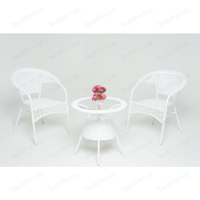 Комплект для отдыха Vinotti GG-04-07-04 white