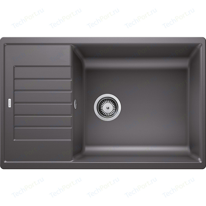 Кухонная мойка Blanco Zia XL 6 S Compact темная скала (523274)