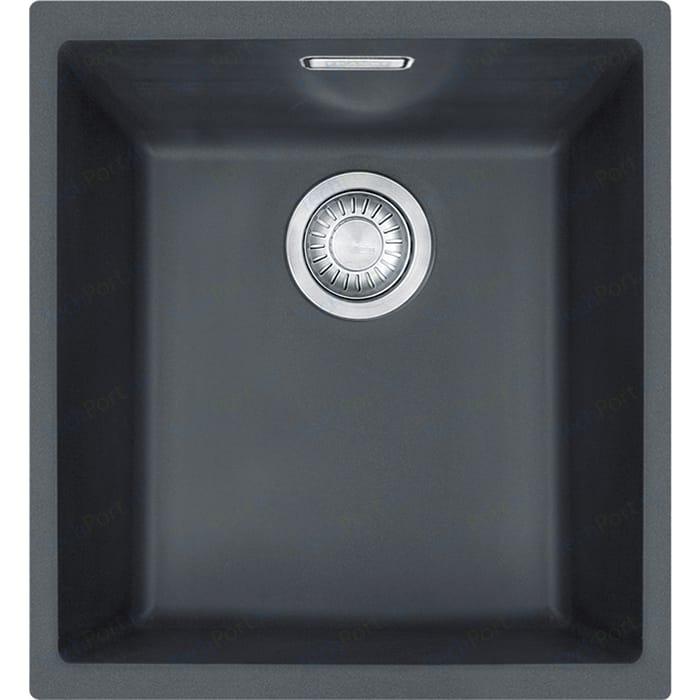 Кухонная мойка Franke Sirius SID 110-34 Tectonite оникс (125.0443.350)