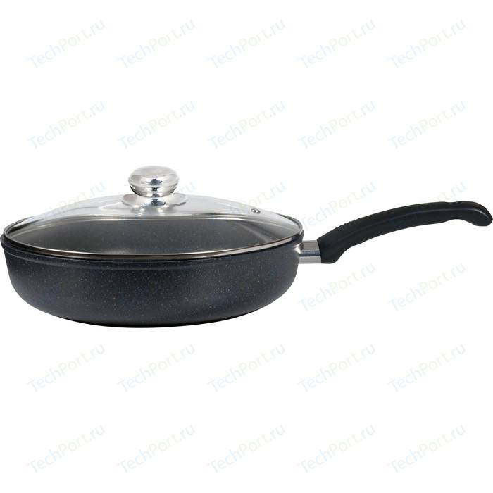 Сковорода с крышкой Panairo d 28см Lordom (LO-28-G)