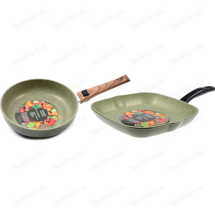 Набор посуды 2 предмета Panairo OliverStone (O-1-NAB)