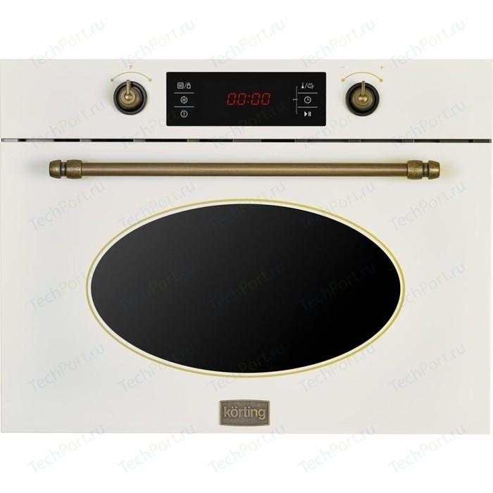 Встраиваемая микроволновая печь Korting KMI 482 RI