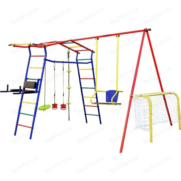 Детский спортивный комплекс КМС Игромания-6 Спорт дачный КМС-406