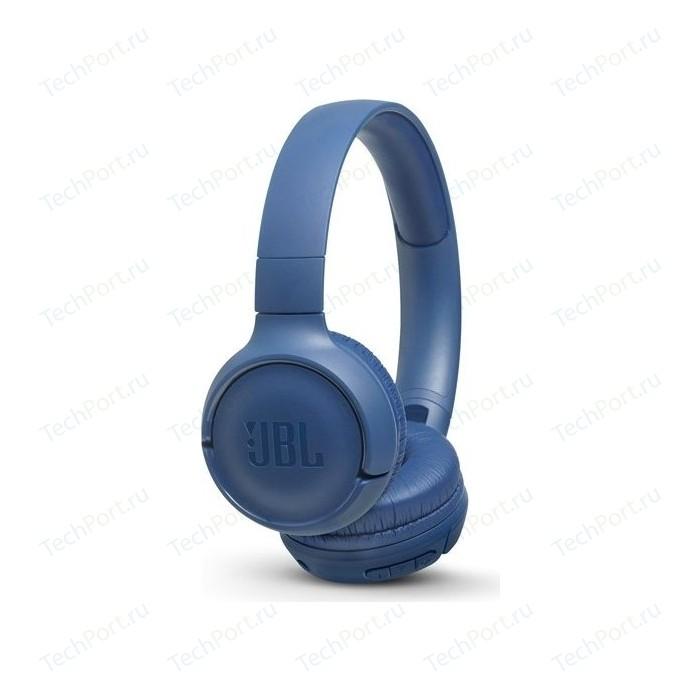 Наушники JBL T500BT blue jbl jr300 blue наушники