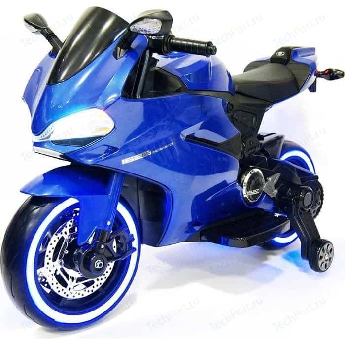 Детский электромобиль Hollicy мотоцикл Ducati Blue - SX1628-G