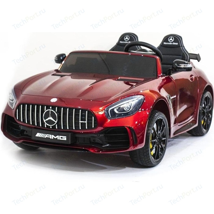 Электромобиль Harleybella Mercedes-Benz GT R 4x4 MP3 - HL289-RED-PAINT-4WD