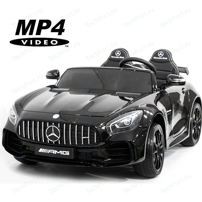 Электромобиль Harleybella Mercedes-Benz GT R 4x4 MP4 - HL289-BLACK-PAINT-4WD-MP4