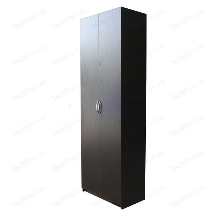 Шкаф для одежды Шарм-Дизайн Комби Уют 80x60 венге шкаф для одежды гамма уют 60х60 венге
