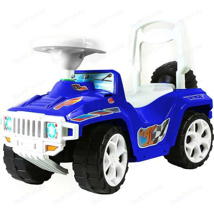цена на Каталка RT ОР419 RACE MINI Formula 1 синий