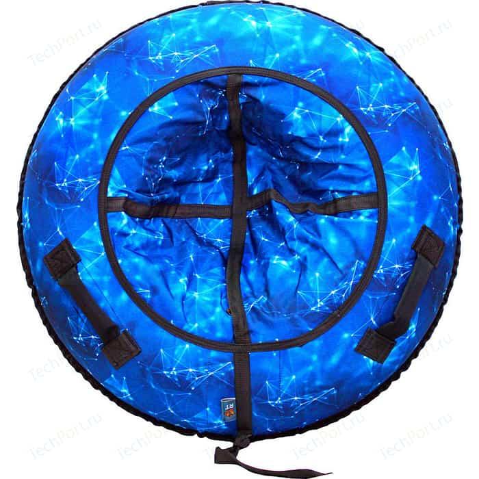 Фото - Тюбинг RT Созвездие синее, диаметр 105 см тюбинг rt snow star 105 см