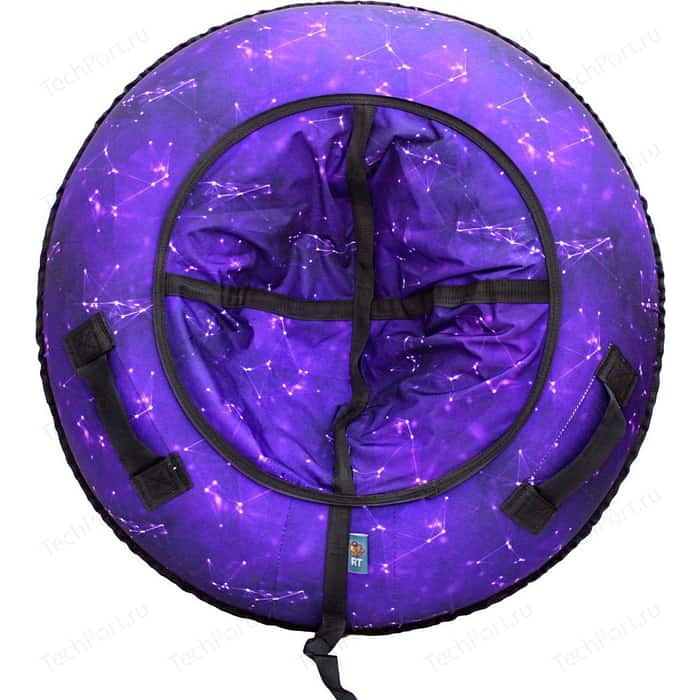 Тюбинг RT Созвездие фиолетовое, диаметр 105 см