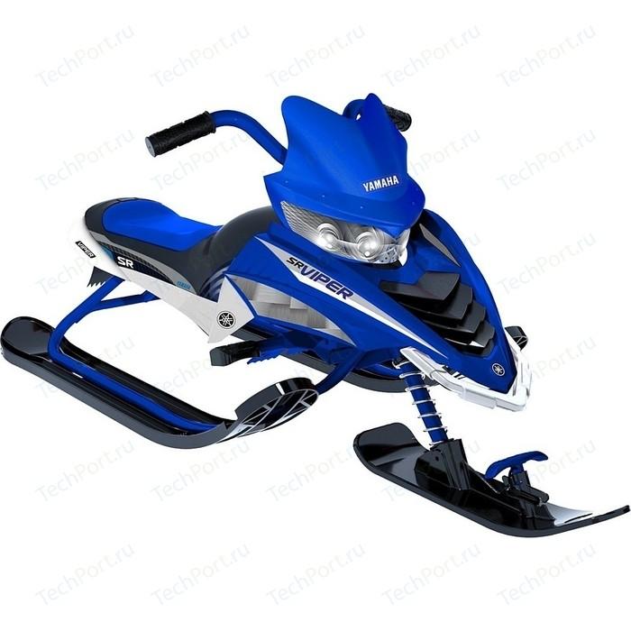 Снегокат Yamaha YMC17001X VIPER SNOW BIKE синий