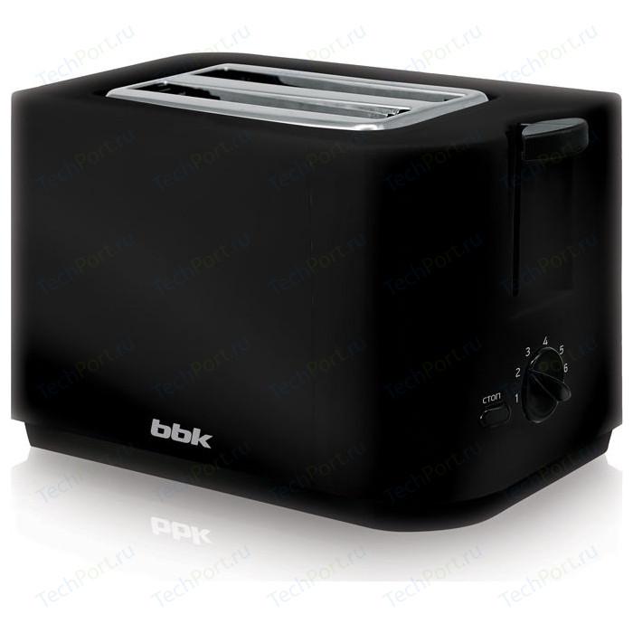 Тостер BBK TR72M черный bbk dvp030s черный