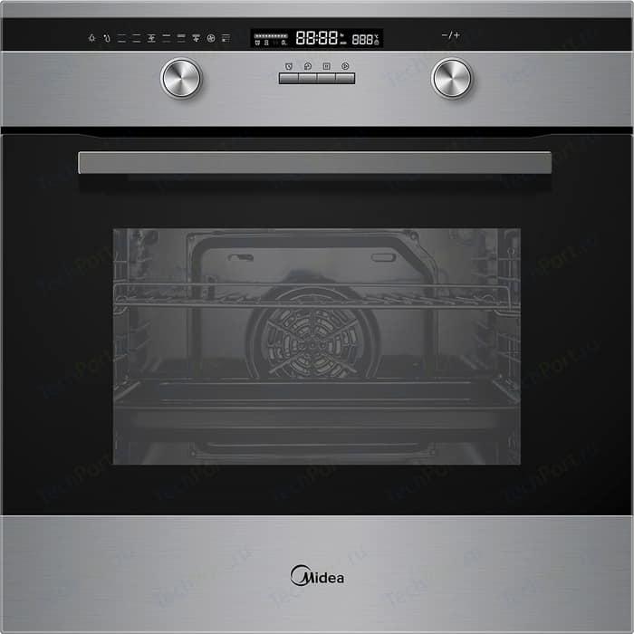 Электрический духовой шкаф Midea MO 781E4 SP X