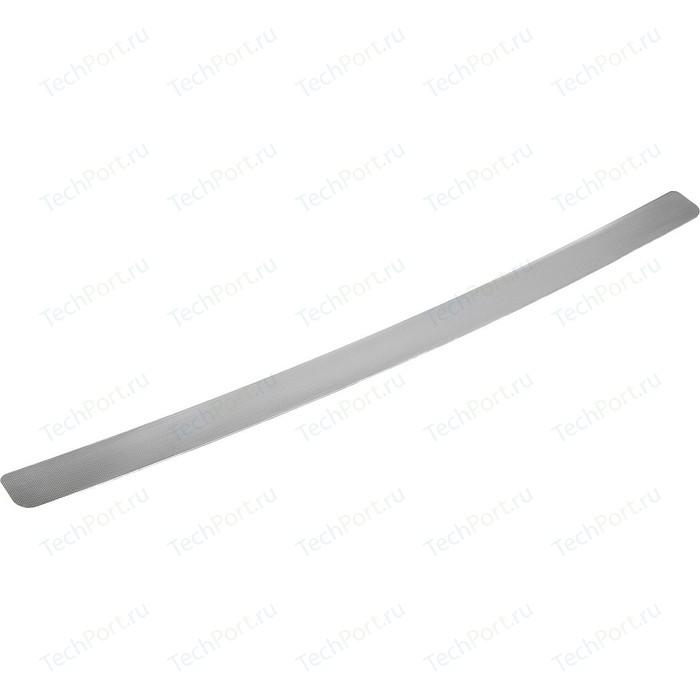 Накладка на задний бампер Rival для Toyota Camry XV70 (2018-н.в.), нерж. сталь, NB.5711.1