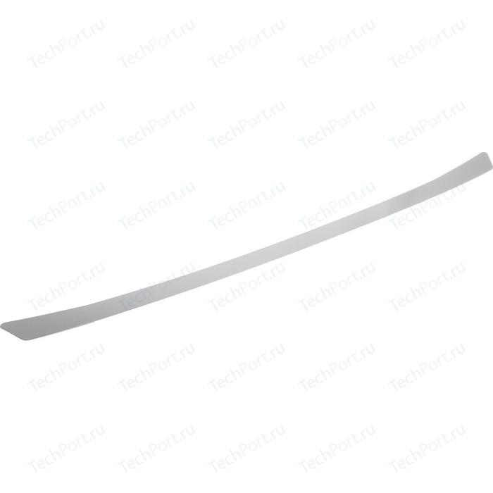 Накладка на задний бампер Rival для Toyota C-HR (2018-н.в.), нерж. сталь, NB.5712.1