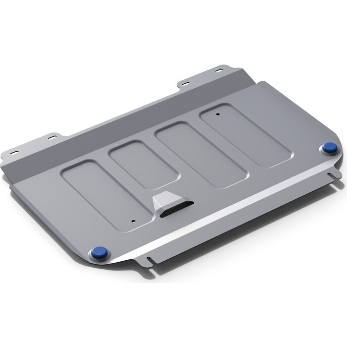 Защита картера и КПП Rival для Infiniti QX50 (2018-н.в.), алюминий 4 мм, 333.2421.1