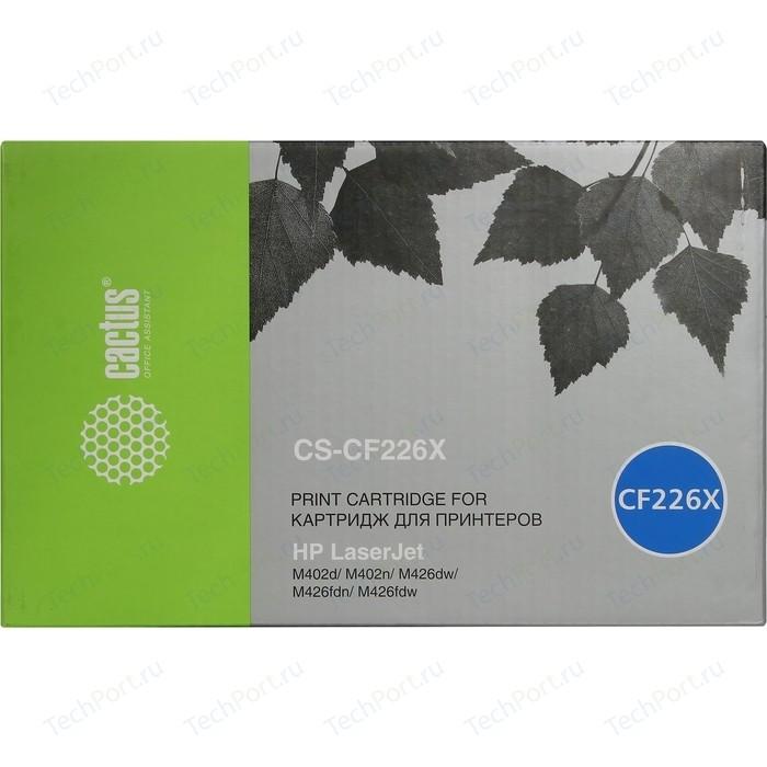 Картридж Cactus CF226X 9000 стр.