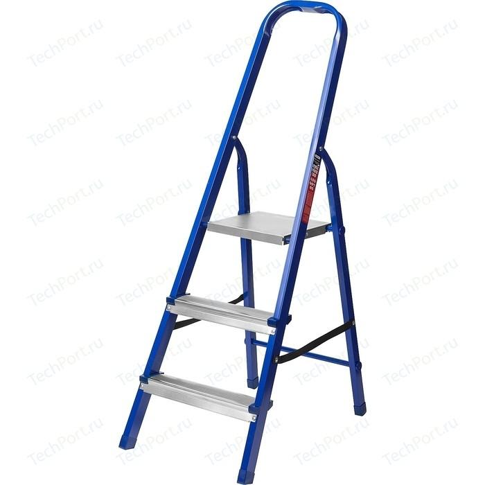 Лестница-стремянка MIRAX 3 ступени, 60см (38800-03) цена 2017