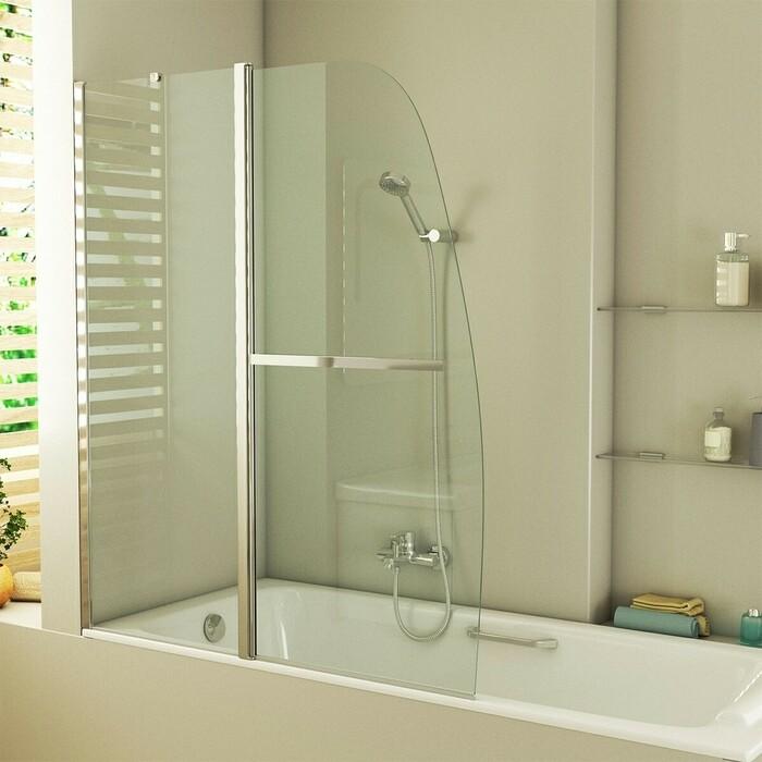 Шторка для ванной Grossman GR-100/2 (140x120)