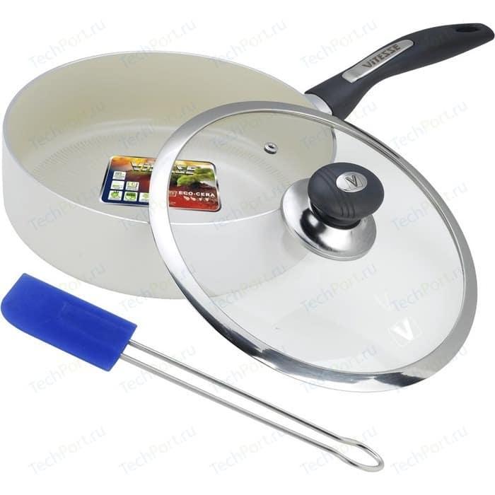Сковорода Vitesse с керамическим покрытием VS-2203 сковорода vitesse с керамическим покрытием vs 2237