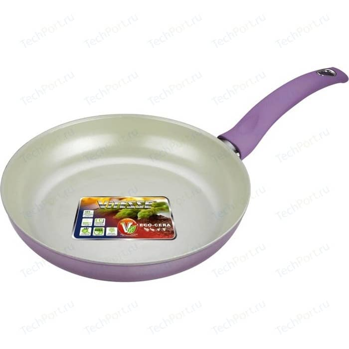 Сковорода Vitesse с керамическим покрытием VS-2236 сковорода vitesse с керамическим покрытием vs 2237