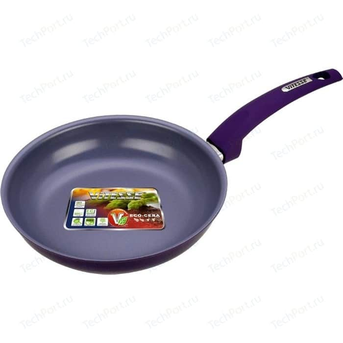 Сковорода Vitesse с керамическим покрытием VS-2241 сковорода vitesse с керамическим покрытием vs 2237