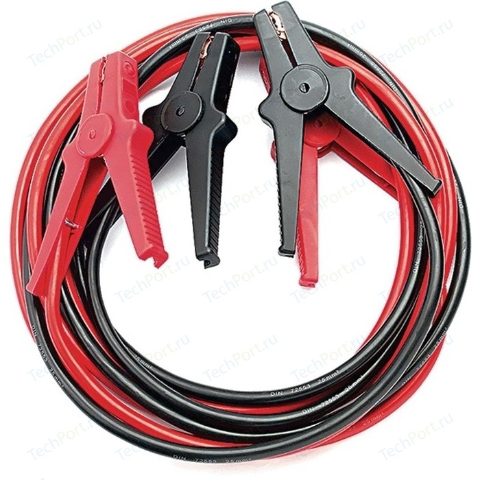 Пусковые провода Fubag SMART CABLE 320