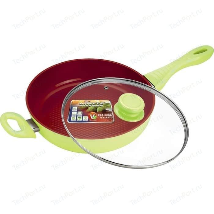 Сковорода Vitesse с керамическим покрытием VS-2261 сковорода vitesse с керамическим покрытием vs 2237