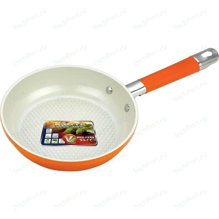 Сковорода Vitesse с керамическим покрытием VS-2282 сковорода vitesse с керамическим покрытием vs 2237