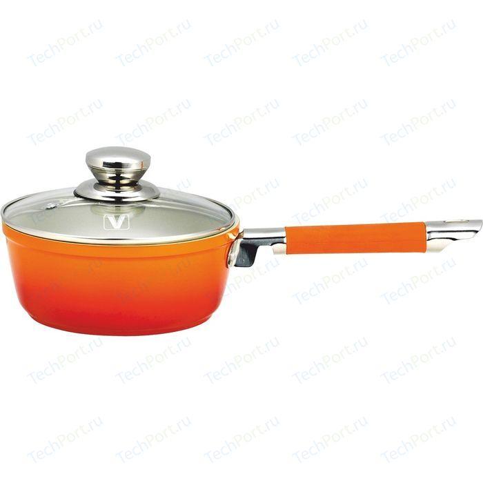 Сотейник Vitesse с керамическим покрытием VS-2285 набор кухонной посуды c внутренним керамическим покрытием vitesse vs 2217