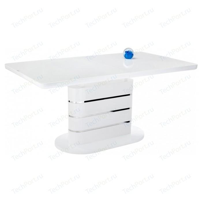 Стол Woodville Plas 160 super white