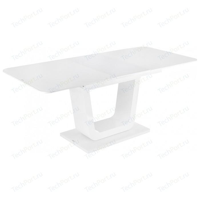 Стол Woodville Vlinder 140 super white