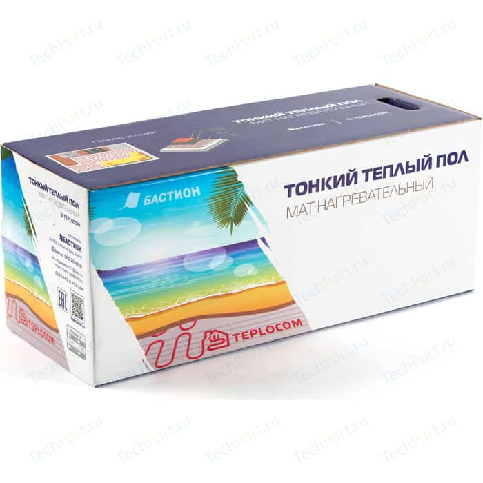 Электрический тёплый пол Teplocom МНД-10,0-1600 (796)